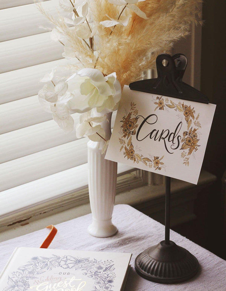Cards & Gifts Signs - Digital Download