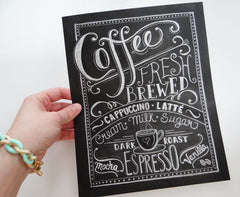 Coffee Lover's - Print