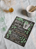 Mint Julep Cocktail Recipe - Print & Canvas