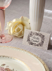 Buffet & Placecards - Digital Download