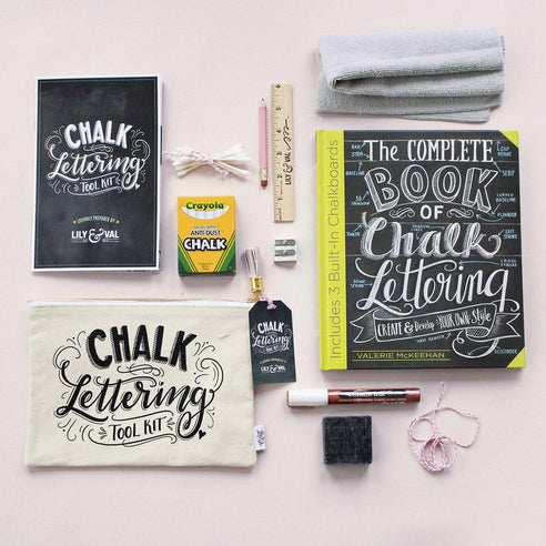 Chalk Lettering Bundle