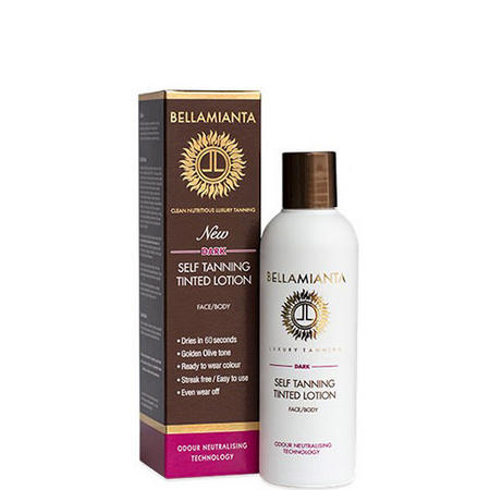 Self Tanning Tinted Lotion