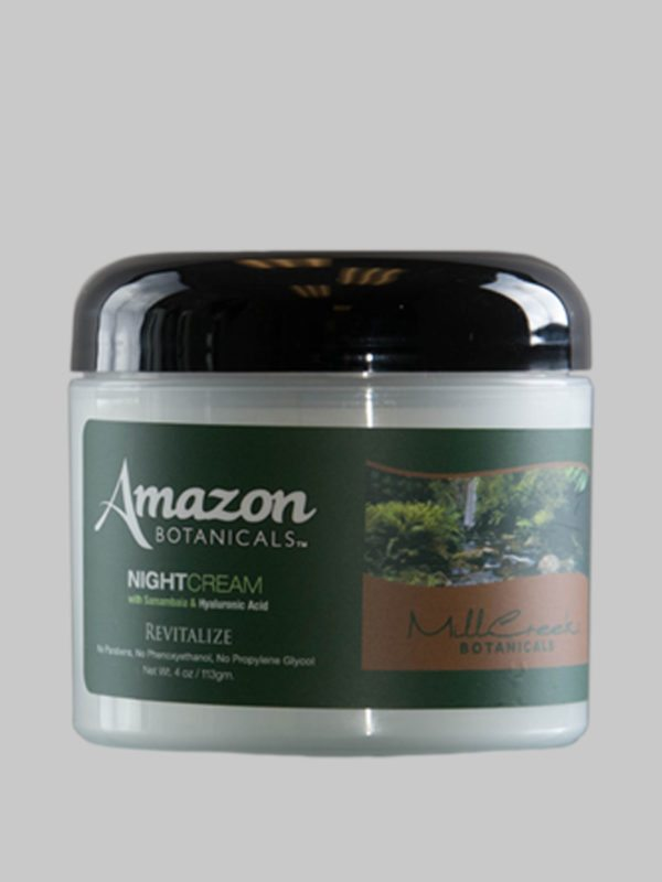 AMAZON BOTANICALS NIGHT CREAM - Mill Creek Botanicals