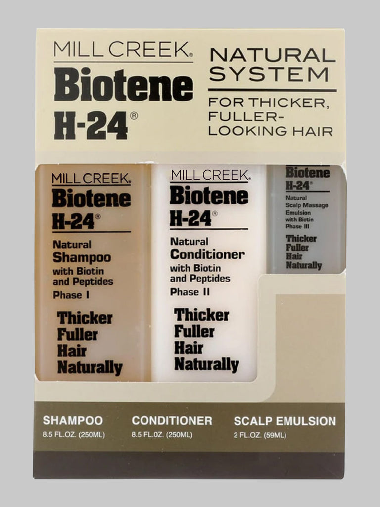 Biotene H-24 Tri-Pack - Mill Creek Botanicals