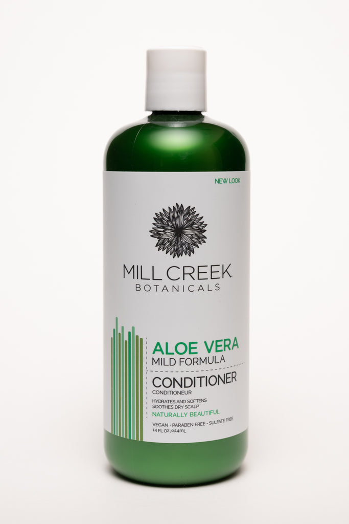 Aloe Vera Conditioner 14 oz - Mill Creek Botanicals