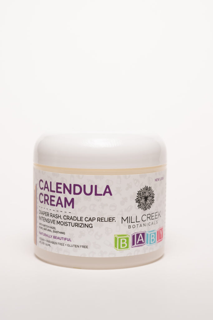 Calendula Cream - Mill Creek Botanicals