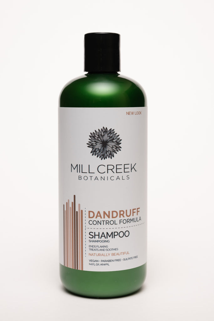 Dandruff Shampoo 14 oz - Mill Creek Botanicals
