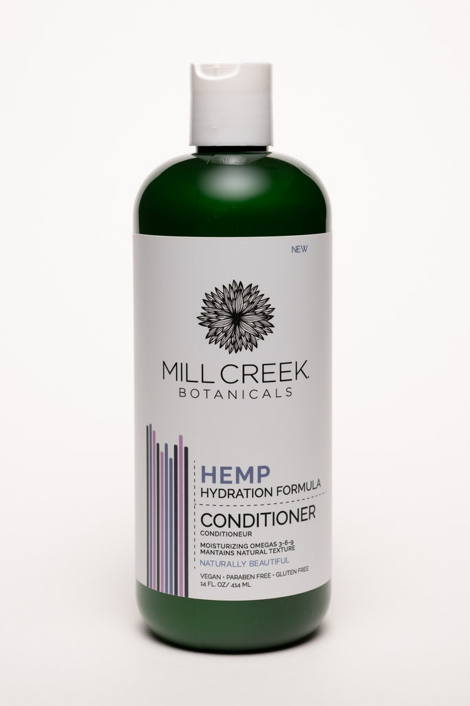 Hemp Conditioner 14 oz - Mill Creek Botanicals