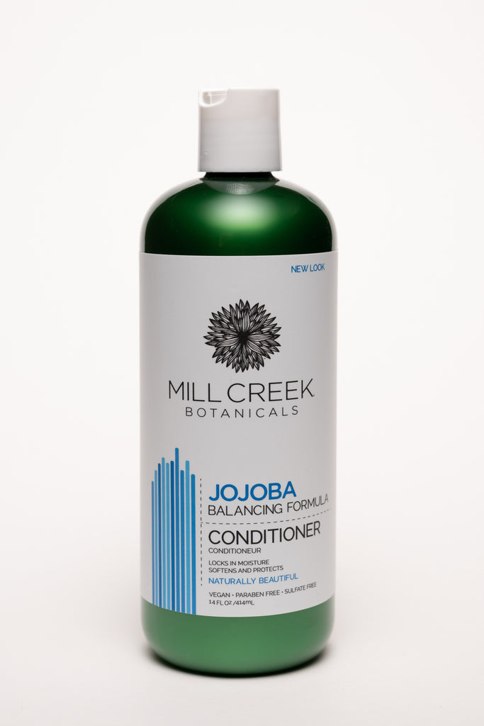 Jojoba Conditioner 14 oz - Mill Creek Botanicals