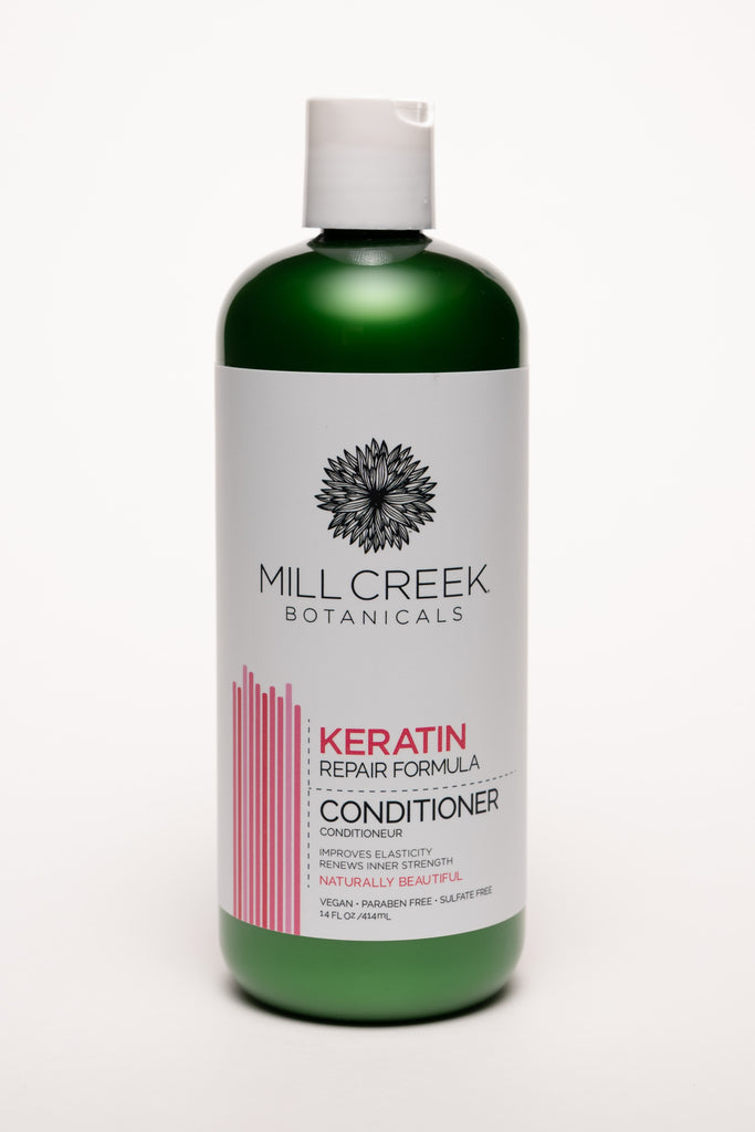 Keratin Conditioner 14 oz - Mill Creek Botanicals