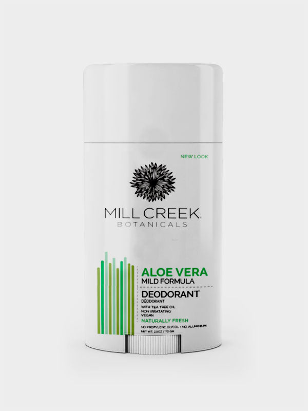 Aloe Fresh Stick Deodorant - Mill Creek Botanicals