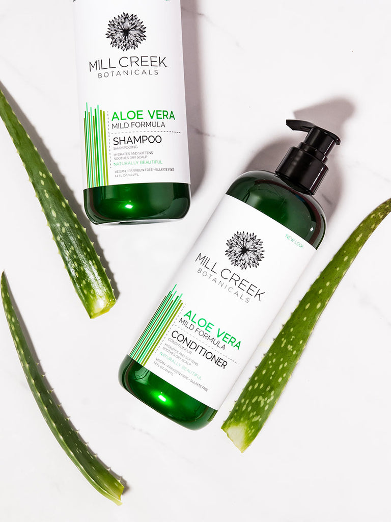 Aloe Vera Conditioner - Mill Creek Botanicals
