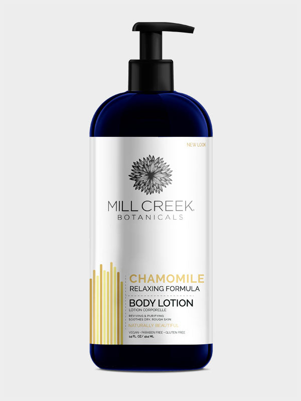 Chamomile Lotion 14 oz - Mill Creek Botanicals