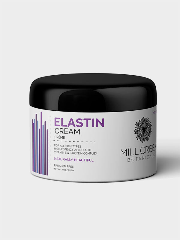Elastin Cream - Mill Creek Botanicals