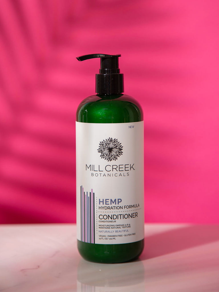Hemp Conditioner - Mill Creek Botanicals