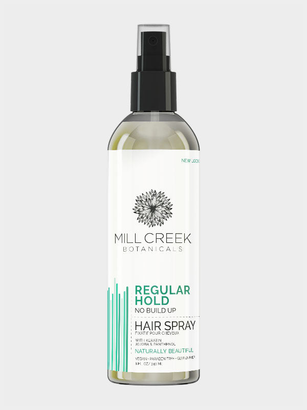 Regular Hold Hair Spray - Mill Creek Botanicals
