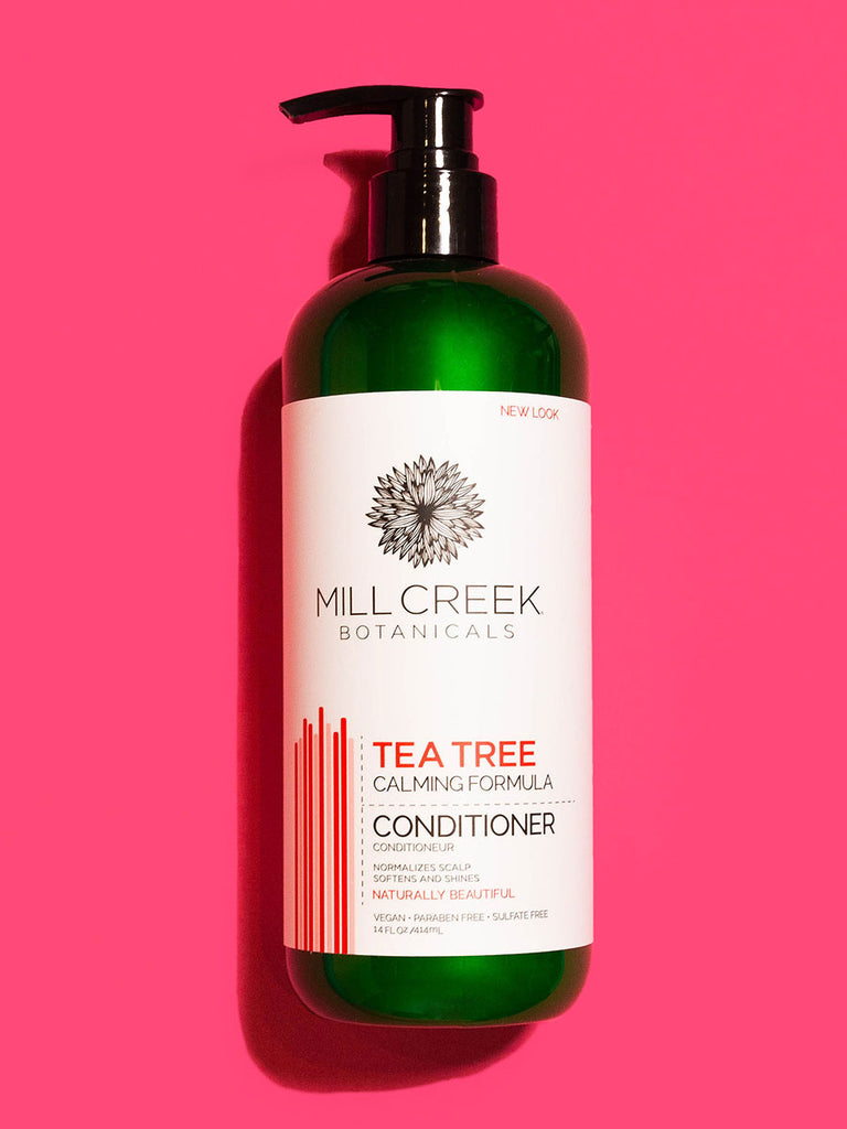 Tea Tree Conditioner 14 oz - Mill Creek Botanicals