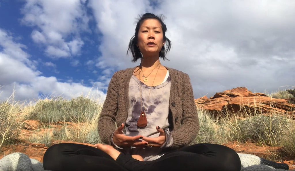 Guided Meditation Of Re-Balancing By Kim Loh