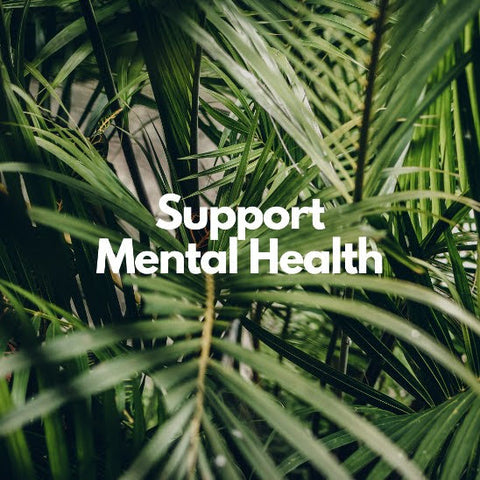 support mental health awareness with the mamap bamboo toothbrush