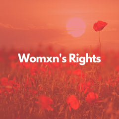 women rights brushes