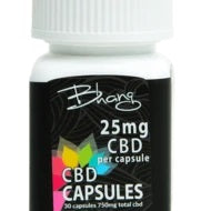 Bhang Hemp-Derived CBD Capsules