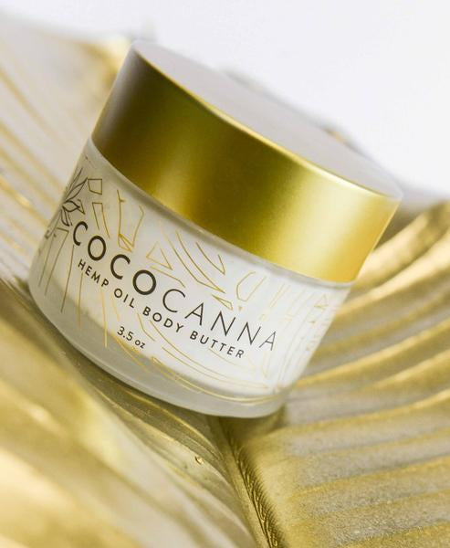 CocoCanna Body Butter 3.5 oz