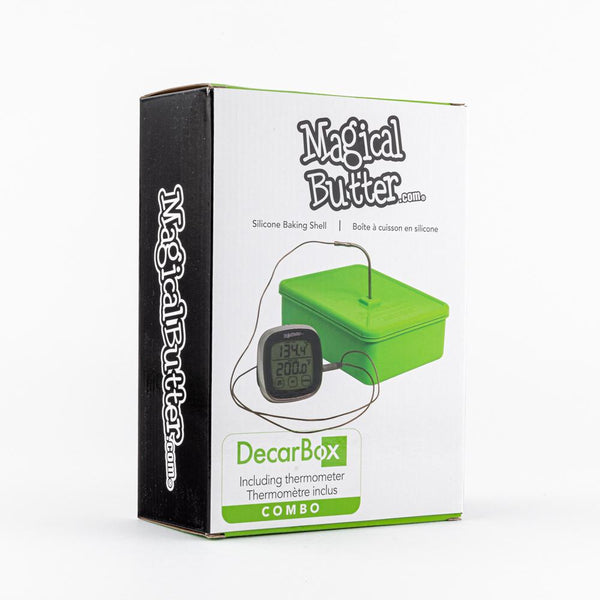 Magical Butter DecarBox™ Digital Probe Thermometer
