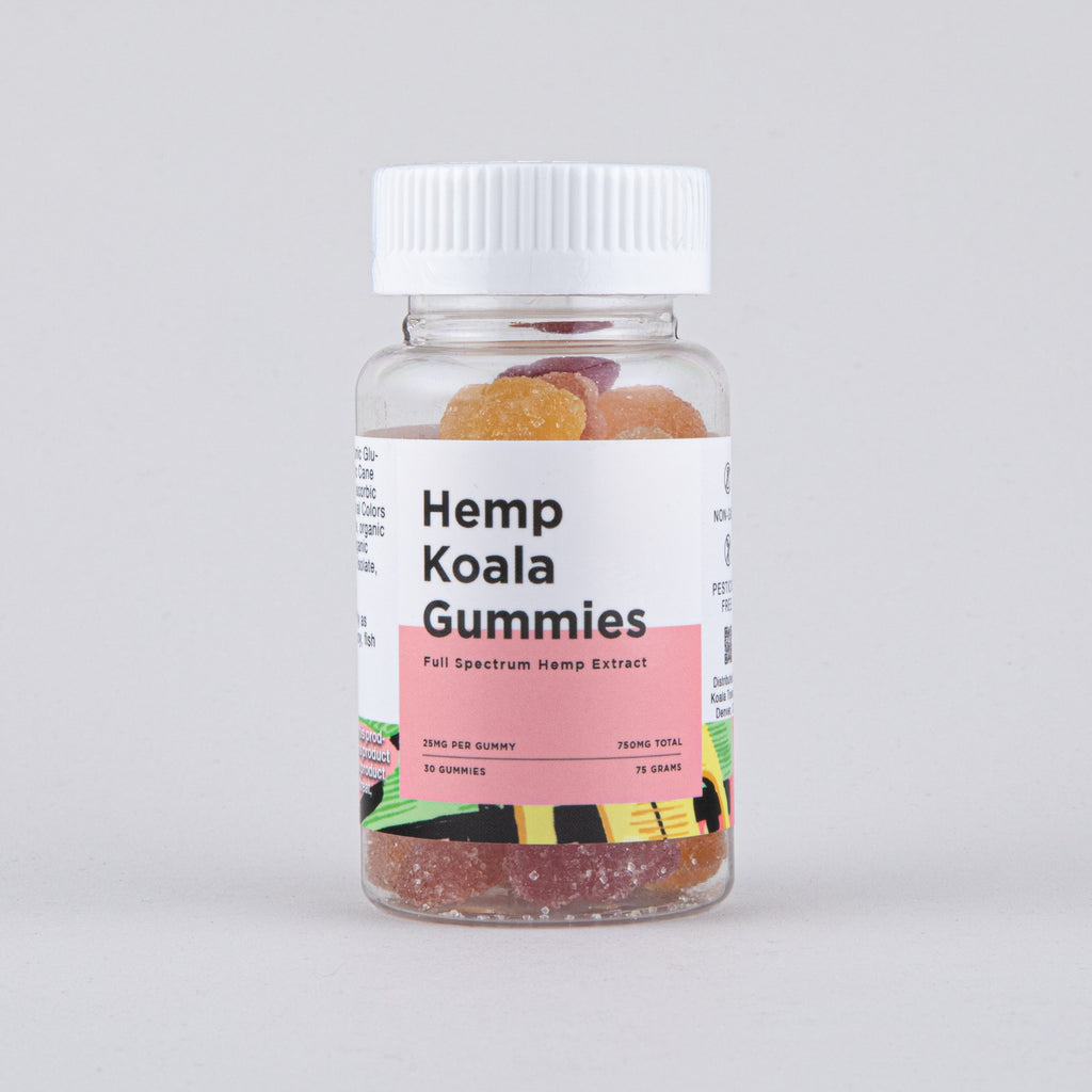 Hemp Koala Gummies - Full Spectrum Hemp Extract