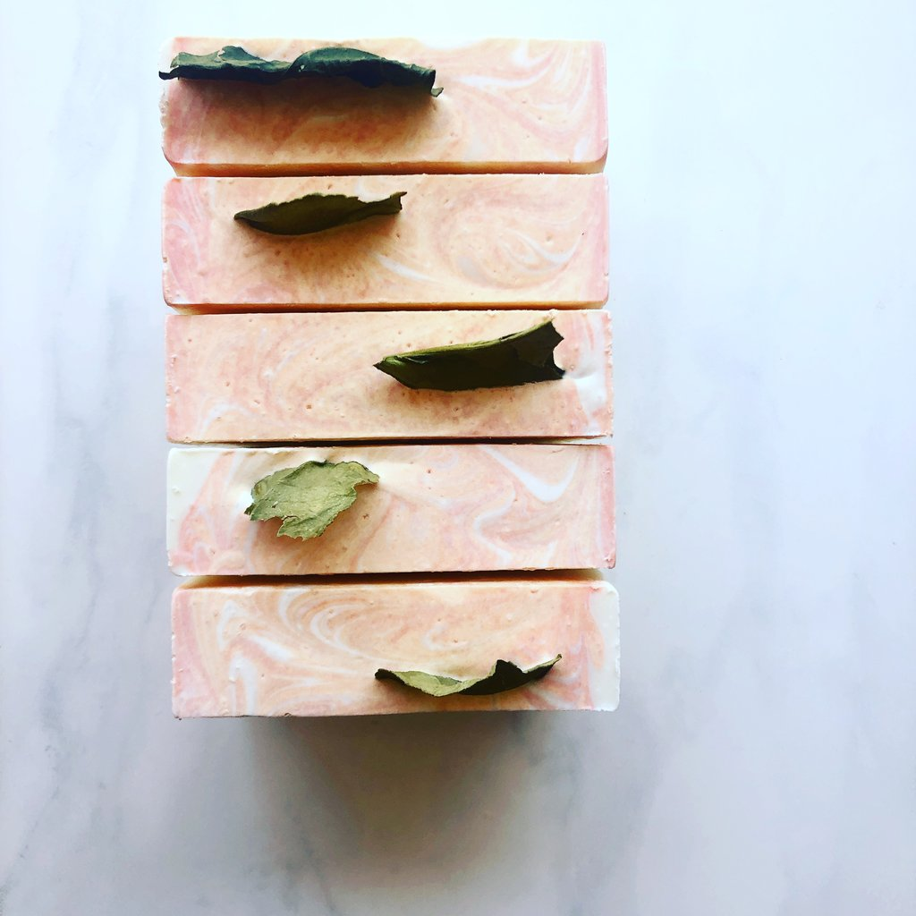 Pine Tree Road White Tea + Ginger Artisan Soap Bar