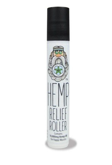 Karma Cure Hemp Relief Oil (0.5oz. Roller)