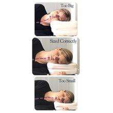Load image into Gallery viewer, Therapeutica® Orthopedic Sleeping Pillow