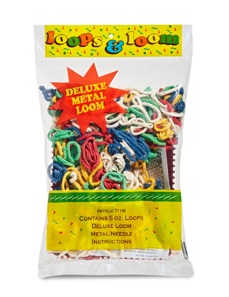Deluxe Metal Loom and Loops Set