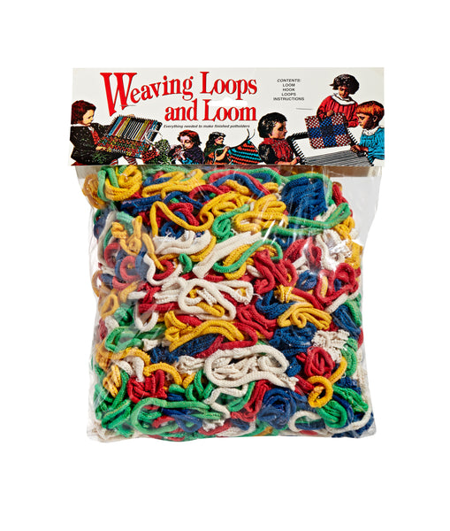 Loops, Loom, Hook & Instructions Kit