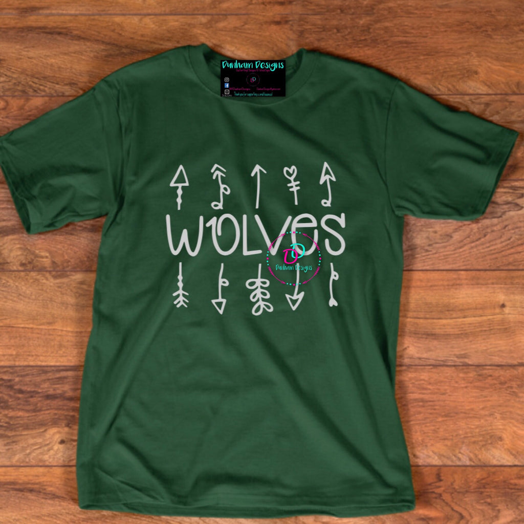 Wolves w/ Arrows