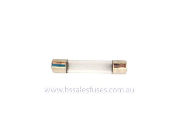 3AG 6.3 x 32mm Fuse Fast Glass- Pack of 5
