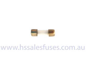 41NM   4.5mm x 15mm  250VAC Fast Glass Fuse Pack of 5
