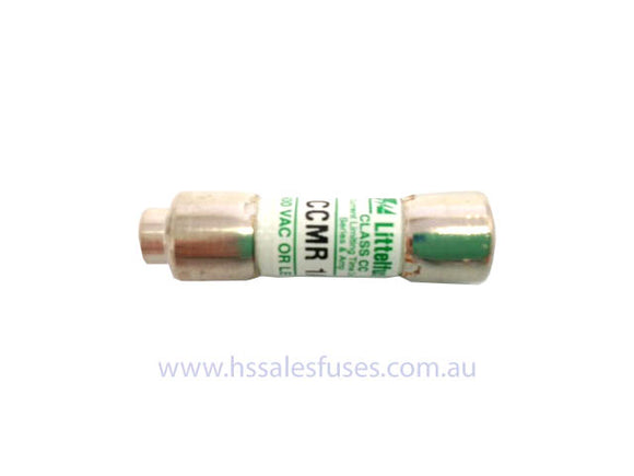 CC-MR 10 X 38mm Fuse Slow 600VAC and 300VDC