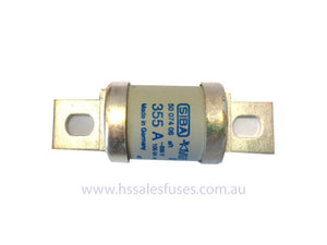 MT Fuse 5007406 aR 660VAC Ultra Rapid Semiconductor Protection 80mm