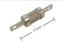 TBC Fuse / AD Fuse / BD Fuse  Bolt in Centre Tags 111mm