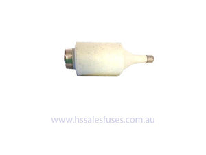 Bottle Fuse 1000507 D27Q, DII, Silized, gR, Ultra Rapid 500VAC