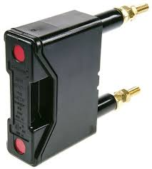 RS20P Red Spot Holder Back Wired 2 stud
