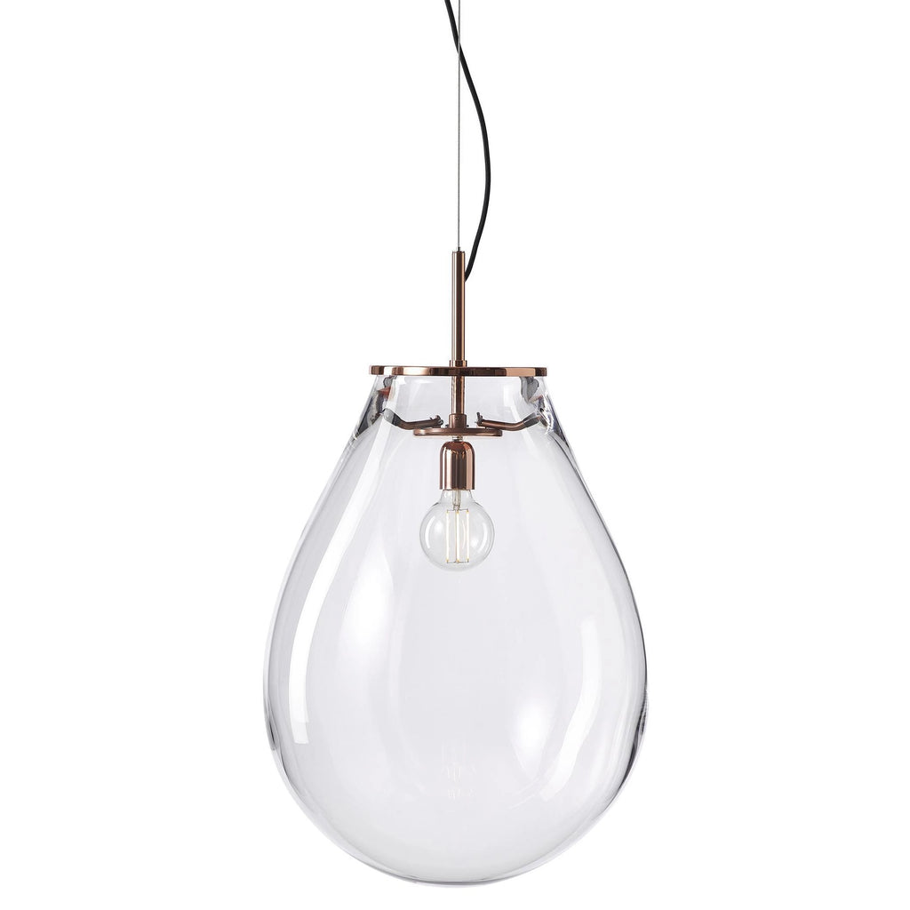 TIM LARGE COPPER griestu lampa