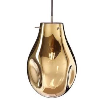 SOAP GOLD LARGE griestu lampa
