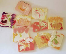Load image into Gallery viewer, Thank you gift for women, soap sample bundles - Trinity Soaps