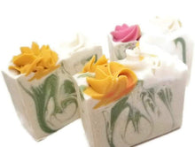 Load image into Gallery viewer, fragrance free avocado soap - Trinity Soaps