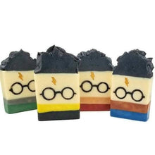 Load image into Gallery viewer, Harry Potter bath bomb powder set - Trinity Soaps
