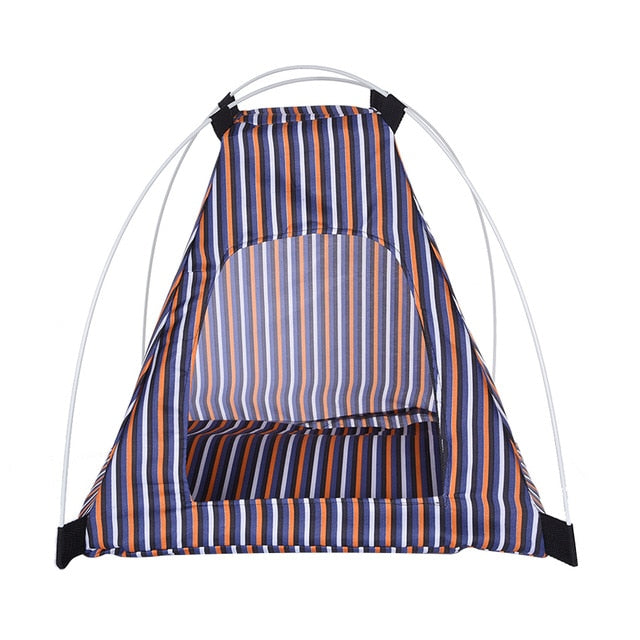 Travel Carrier Tents dogs cats Bag Folding Portable Breathable outdoor Pet Carrier Dog Pet Products