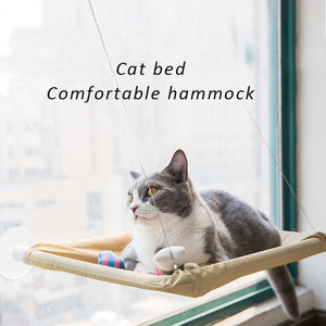 Pet Kitty Hanging Bed Cozy Cat Hammock Mount Pet Seat