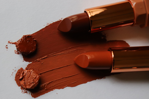 twelve shades of nude lipstick for dark skin gives you a lot of variety in the different shades