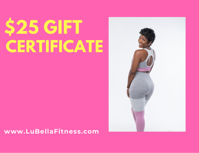 LuBella Fitness Gift Card